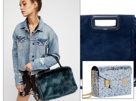 Five Fashion-Forward Handbags for Fall/Winter